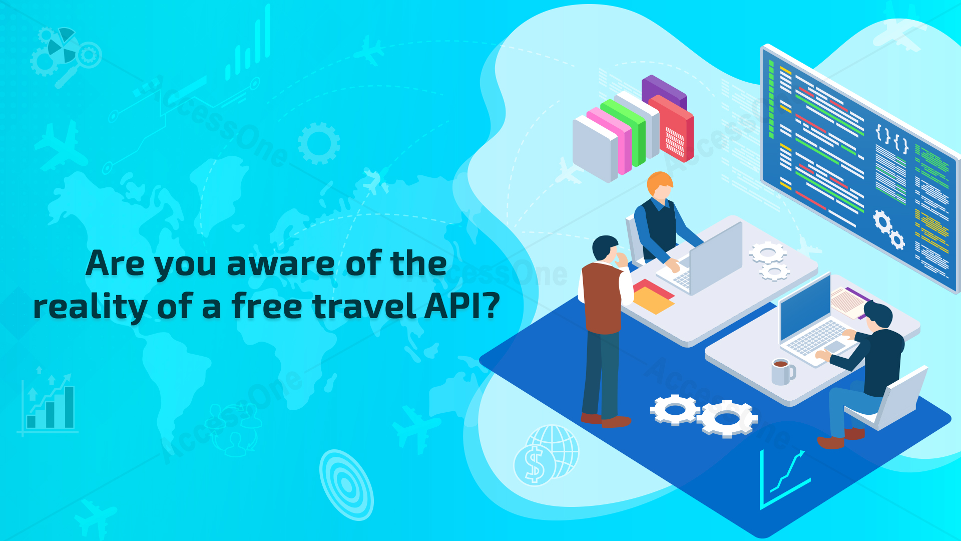 Are you aware of the reality of a free travel API?